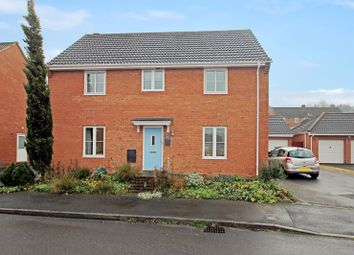 Thumbnail 4 bed detached house for sale in Brabant Way, Westbury