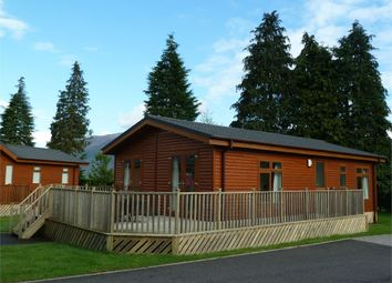 Thumbnail 2 bed mobile/park home for sale in Scotgate Holiday Park, Braithwaite, Keswick, Cumbria