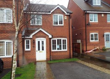 Thumbnail 3 bed semi-detached house for sale in Forest Avenue, Mansfield, Nottingham