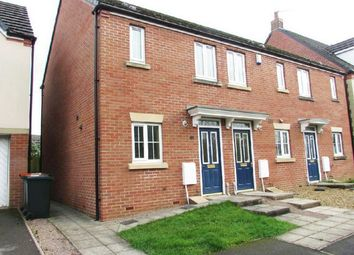 Thumbnail 2 bed end terrace house to rent in Buccaneer Grove, Celtic Horizon, Newport