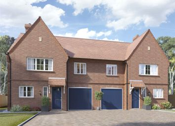 Thumbnail 4 bed semi-detached house for sale in Hawthorn Park, Swanley, Kent