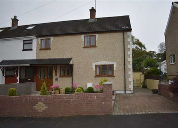 Thumbnail 3 bed semi-detached house for sale in Maytree Avenue, West Cross, Swansea