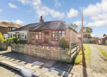 Thumbnail 2 bed bungalow for sale in Charles Avenue, Forest Hall, Newcastle Upon Tyne