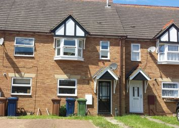 Thumbnail 2 bedroom terraced house to rent in Pinewood Avenue, Whittlesey
