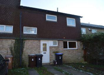 Thumbnail 3 bedroom terraced house for sale in Marshleys Court, Goldings, Northampton