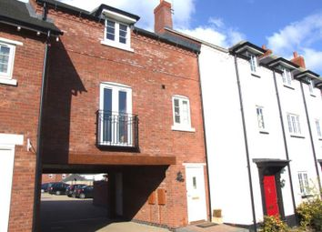 Thumbnail 2 bed mews house for sale in Long Close, Anstey, Leicester