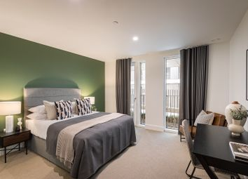 Thumbnail 2 bed flat for sale in C404, North End Road, Wembley