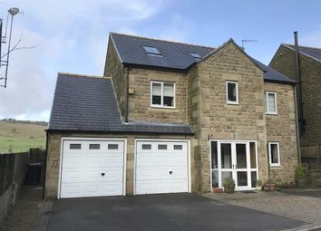Thumbnail 5 bedroom detached house for sale in Burbage Heights, Buxton, Derbyshire