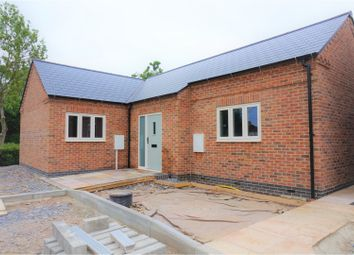 Thumbnail 2 bed detached bungalow for sale in Stathern Lane, Harby