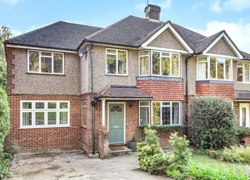The Gallop, South Croydon CR2. 4 bed semi-detached house