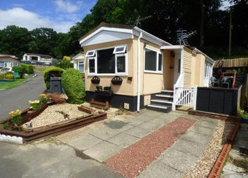 Thumbnail 1 bedroom mobile/park home for sale in Upper Toothill Road, Rownhams, Southampton