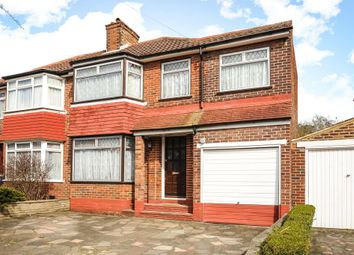 Thumbnail 4 bedroom semi-detached house for sale in Stanmore, Middlesex