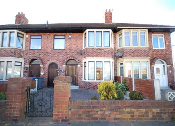 Thumbnail 3 bed terraced house for sale in Towneley Avenue, Blackpool