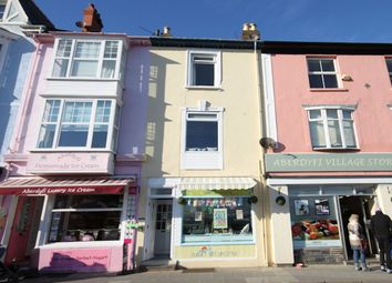 Thumbnail 2 bed triplex for sale in Seaview Terrace, Aberdovey, Gwynedd