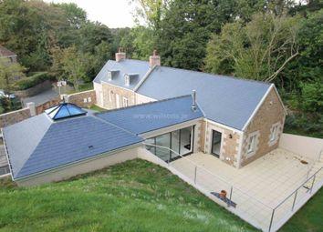 Thumbnail 4 bed detached house for sale in La Rue A La Dame, St. Saviour, Jersey