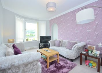 Thumbnail 2 bed flat for sale in Gavinburn Place, Old Kilpatrick, Glasgow