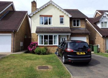 Thumbnail 4 bed detached house to rent in Tanbridge Park, Horsham