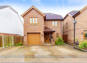 Silver Birch Mews, Upminster RM14. 4 bed detached house for sale