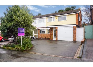 3 bed semi-detached house for sale in Fordwater Road, Sutton Coldfield B74