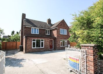 Thumbnail 4 bed detached house to rent in Silver Street, Burwell