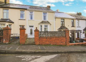 Thumbnail 3 bed terraced house for sale in Harcourt Road, Brynmawr, Ebbw Vale, Gwent