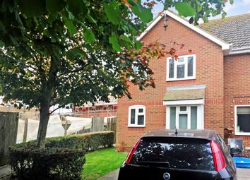 Thumbnail 1 bed end terrace house for sale in Lysander Way, Tangmere, Chichester, West Sussex