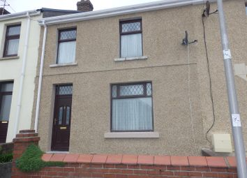 Thumbnail 3 bedroom terraced house for sale in Margam Place, Llanelli
