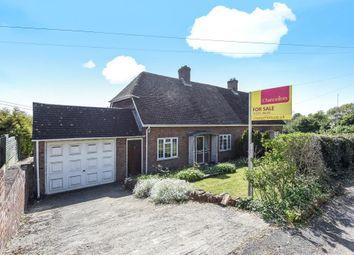 Thumbnail 2 bed semi-detached house for sale in Lambourn Woodlands, Newbury, Berkshire