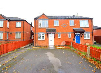 Thumbnail 3 bed semi-detached house for sale in Southfields Drive, Leicester