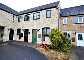 Thumbnail 2 bed terraced house for sale in Barrington Close, Witney