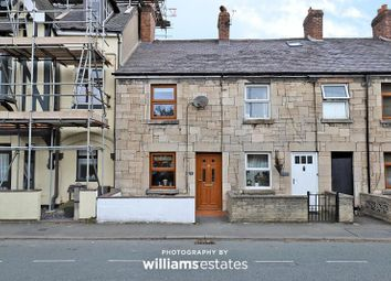 Thumbnail 3 bed terraced house for sale in Park Road, Ruthin