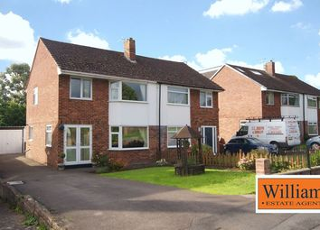Thumbnail 4 bed semi-detached house for sale in Holmer Street, Hereford