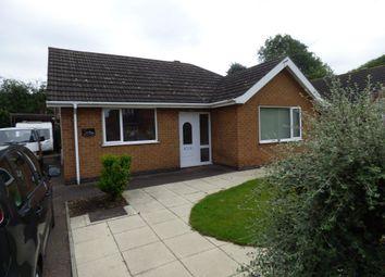 Thumbnail 2 bed bungalow to rent in Trafalgar Road, Long Eaton