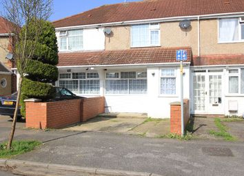 Thumbnail 4 bed terraced house to rent in Woodrow Avenue, Hayes
