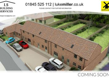 Thumbnail 2 bed property for sale in St. James Court, Piper Lane, Thirsk