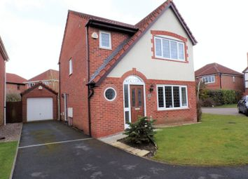 Thumbnail 3 bed detached house for sale in Cromwell Way, Penwortham, Preston
