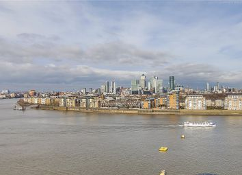 Thumbnail 2 bedroom flat for sale in Admirals Tower, 8 Dowells Street, London