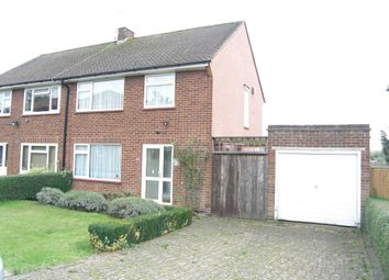 3 bed semi-detached house for sale in Pine Grove, Bushey WD23