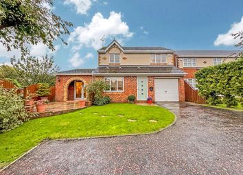 Thumbnail 3 bed detached house for sale in Balmoral Drive, Peterlee