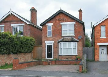 Thumbnail 4 bed detached house for sale in Mylen Road, Andover