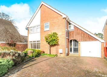 Thumbnail 4 bedroom detached house for sale in Abbeygate, Thetford