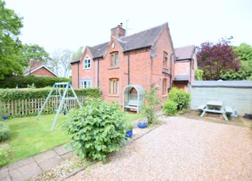 Thumbnail 3 bed cottage for sale in Old Melton Road, Widmerpool, Nottingham