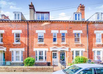 Thumbnail Terraced house for sale in Greencroft Street, Salisbury