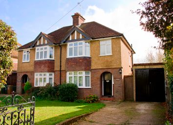 Thumbnail 3 bed semi-detached house for sale in Bullsland Lane, Chorleywood, Rickmansworth