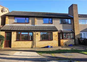 Thumbnail 5 bed semi-detached house for sale in Kenilworth Close, Duston Village