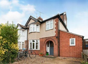Thumbnail 4 bed semi-detached house for sale in Cambridge, Cambridgeshire