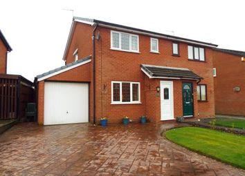 Thumbnail 2 bed semi-detached house for sale in Grange Drive, Hoghton, Preston, Lancashire