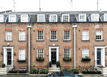 Thumbnail 5 bed terraced house to rent in Little Chester Street, Belgravia, London