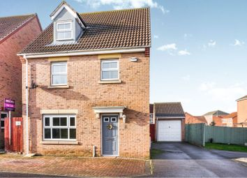 Thumbnail 4 bed detached house for sale in Stockham Court, Scartho Top, Grimsby