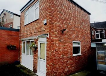 Thumbnail 1 bed flat to rent in Woodford Road, Bramhall, Stockport